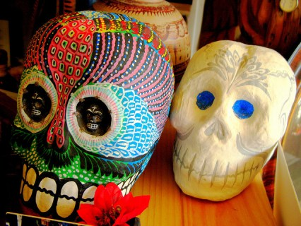 Go Metro to Dia De Los Muertos in El Sereno. Photo by Marlo, via Flickr/CC