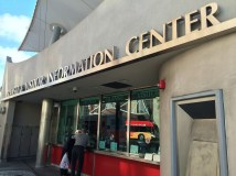 Visitor Information Center in downtown Long Beach.