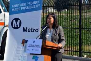 Metro DCEO Lindy Lee