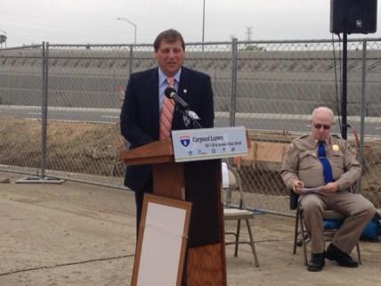 Glendale Council Member and Metro Director Ara Najarian. Photo: Metro.