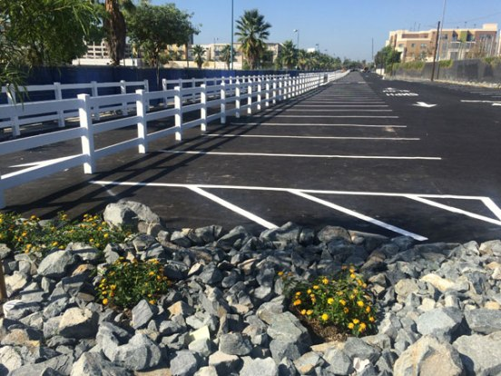 New Park & Ride Facility and Off-Street Bike Path Opens Near North Hollywood Red Line Station