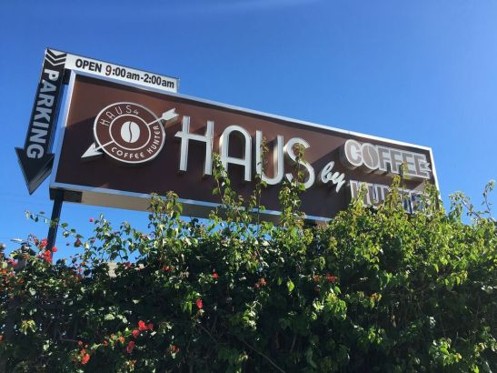 haus coffee