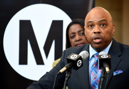 Metro CEO Phil Washington.