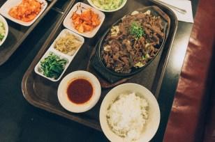 Korean Kitchen Hibachi BBQ.