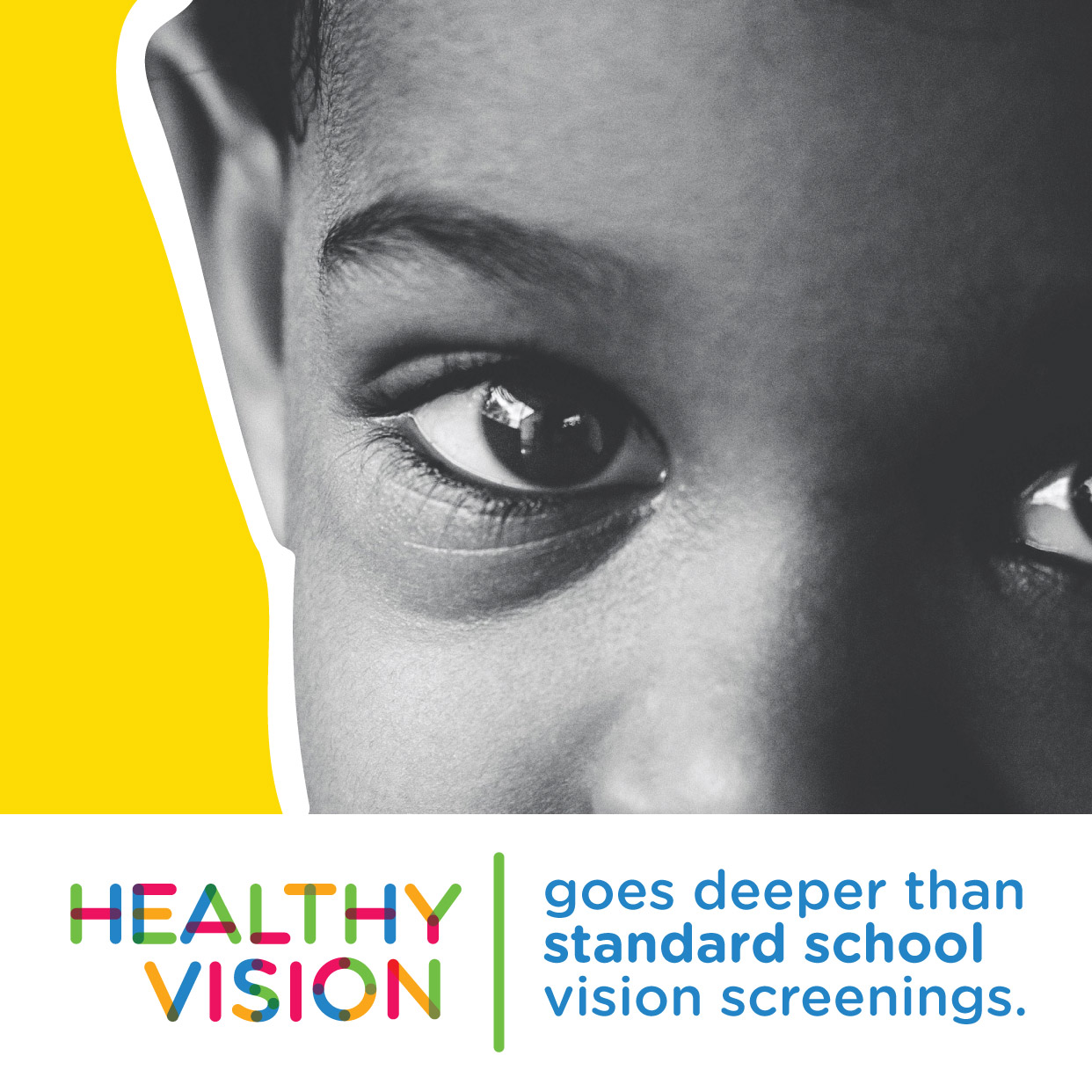 A School Vision Screening Doesn T Check For Every Vision