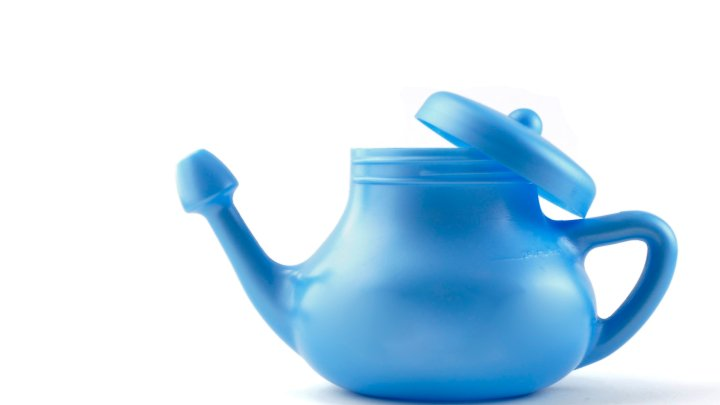 A Doctor Says a Woman Died From a Brain-Eating Amoeba After Using a Neti Pot. Are They Safe?