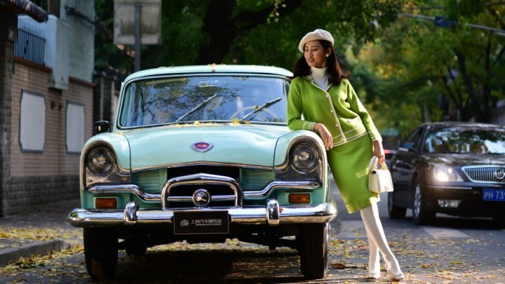 SSC Gala comes to Shanghai with a luxurious fleet of classic cars and stunning art exhibition