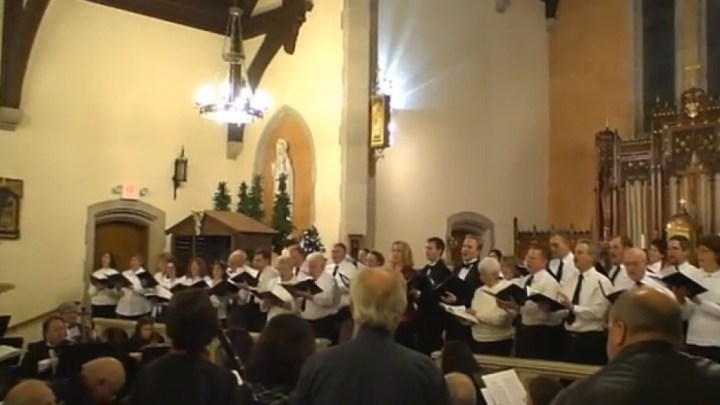 Handel's Messiah Concert with Chorus and Orchestra