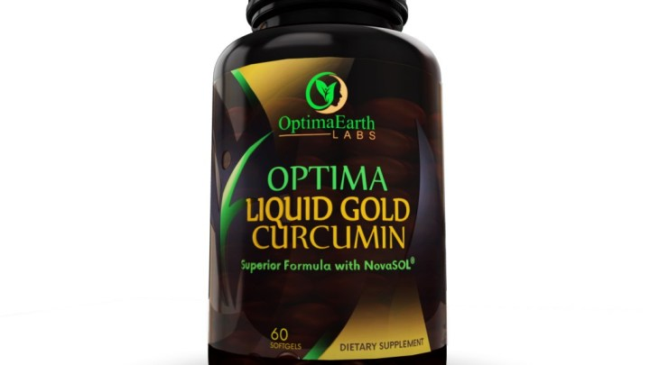 Optima Earth Labs has just released one of the most powerful Curcumin Supplements on the market.