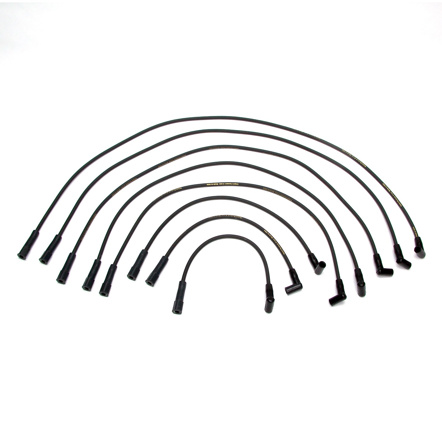Spark Plug Wire Set Xs For Cadillac Calais Cadillac
