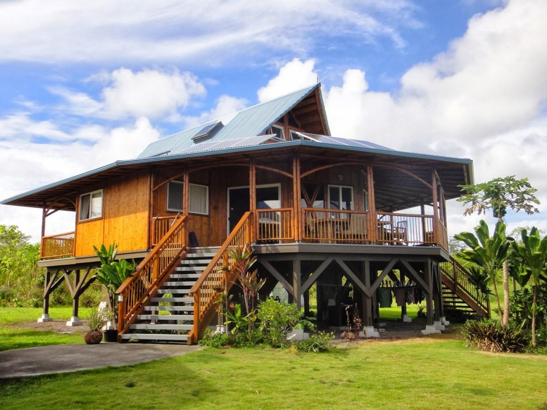 bamboo-house