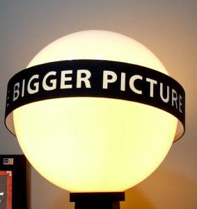 The Bigger Picture - Negotiator