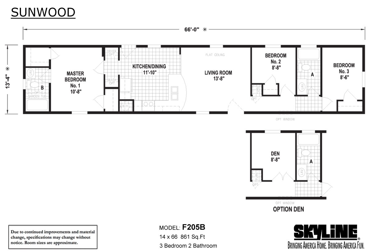 Sunwood F205b By Factory Expo Home Center