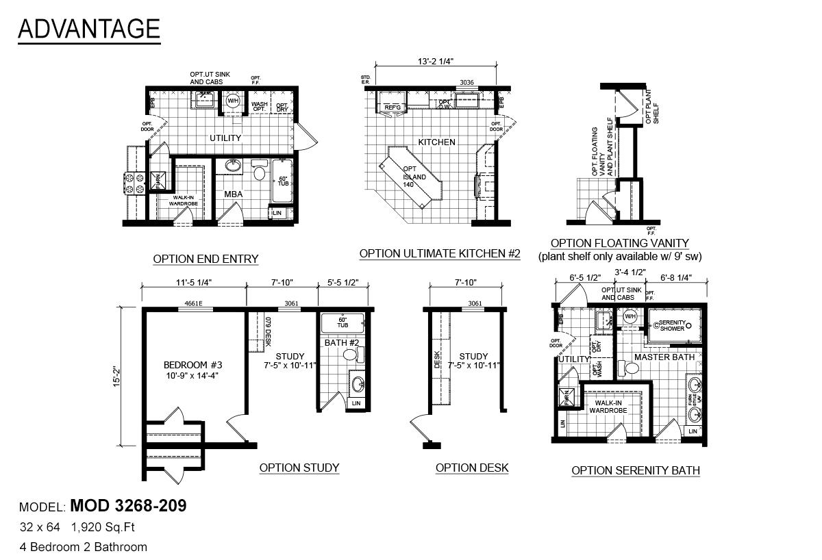 Floor Plan Detail