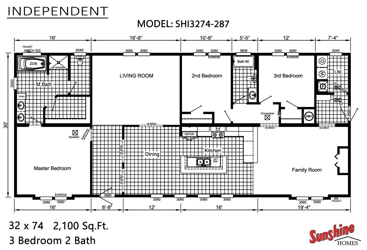 Suburban Manufactured Homes In Theodore Al