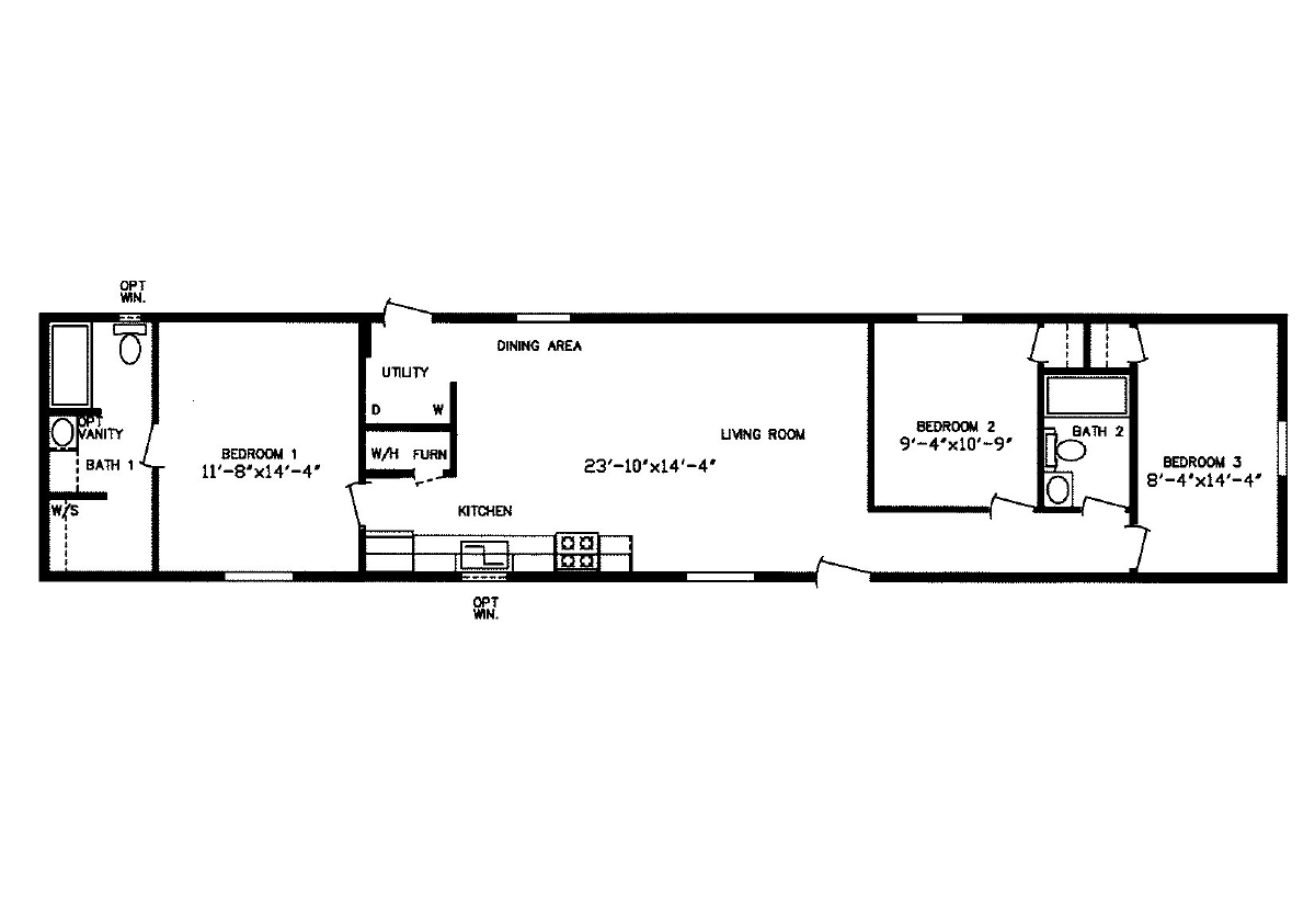 Floor Plan Detail