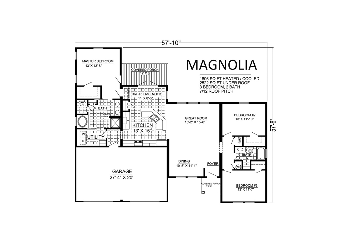 One Story Collection Magnolia By Yess Home Center Of Vidalia