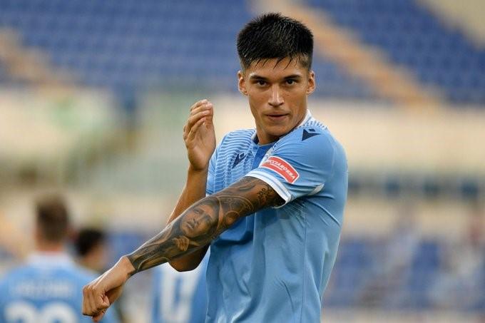 Joaquín Correa marca en la victoria de Lazio