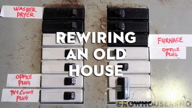 rewiring a house diy   Poemsrom.co