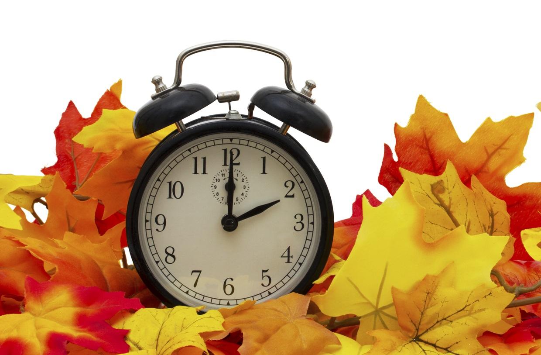 Daylight Saving Time Ends This Sunday November 6