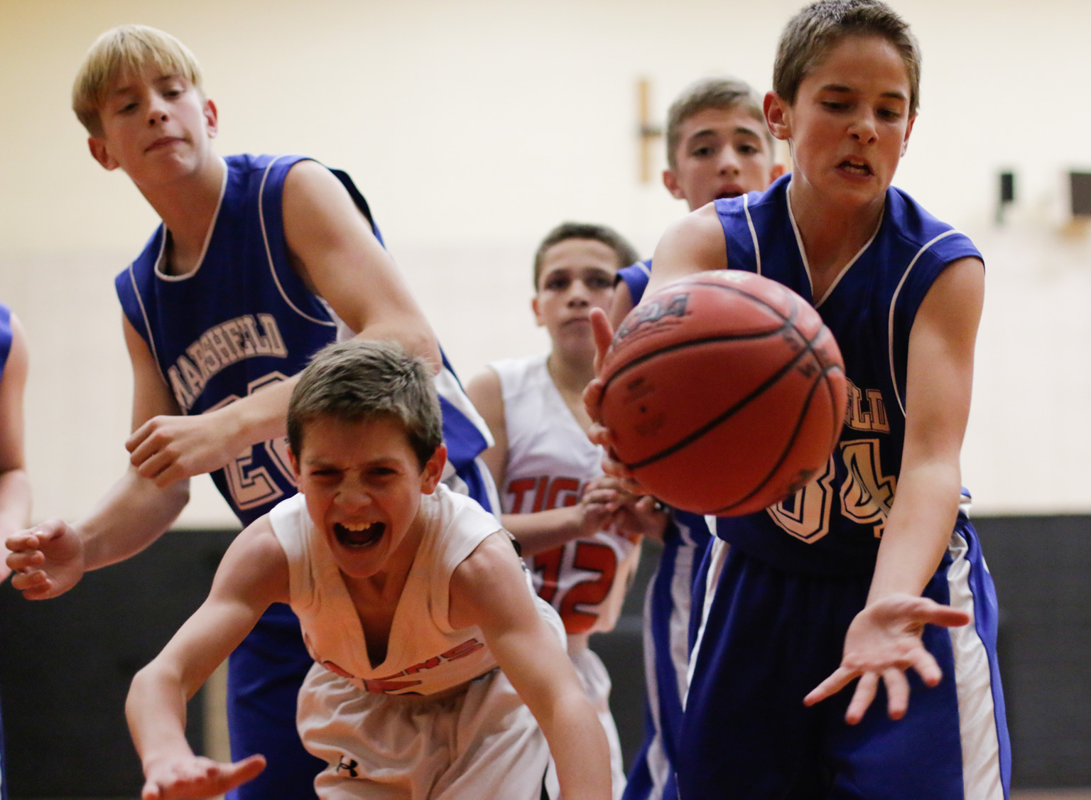 Photos 7th Grade Boys Basketball Vs Marshfield Republic Tiger Sports