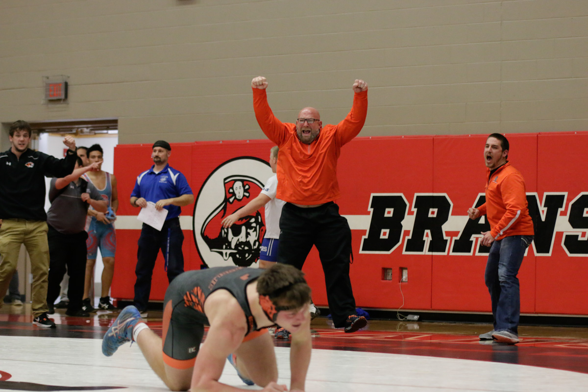 Photos: Wrestling District Tournament