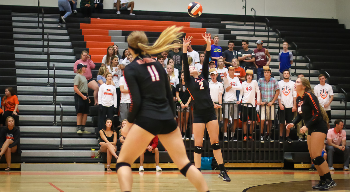 Republic Pushes Glendale, But Falls In Three Sets
