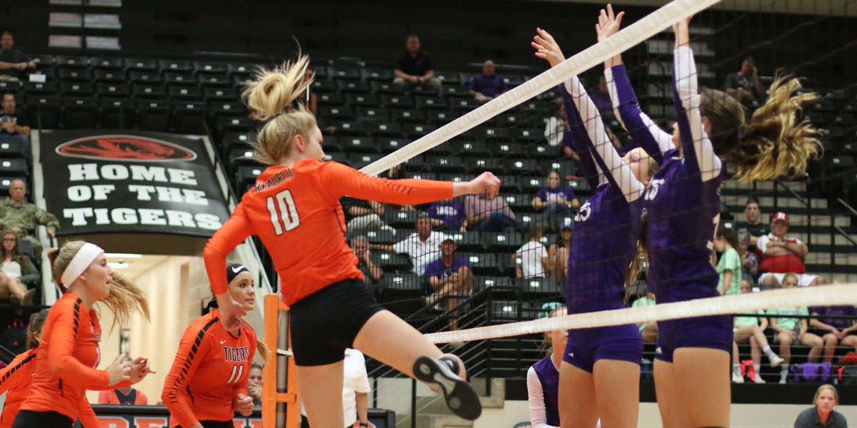 Lady Tigers Slay Dragons For Win #6