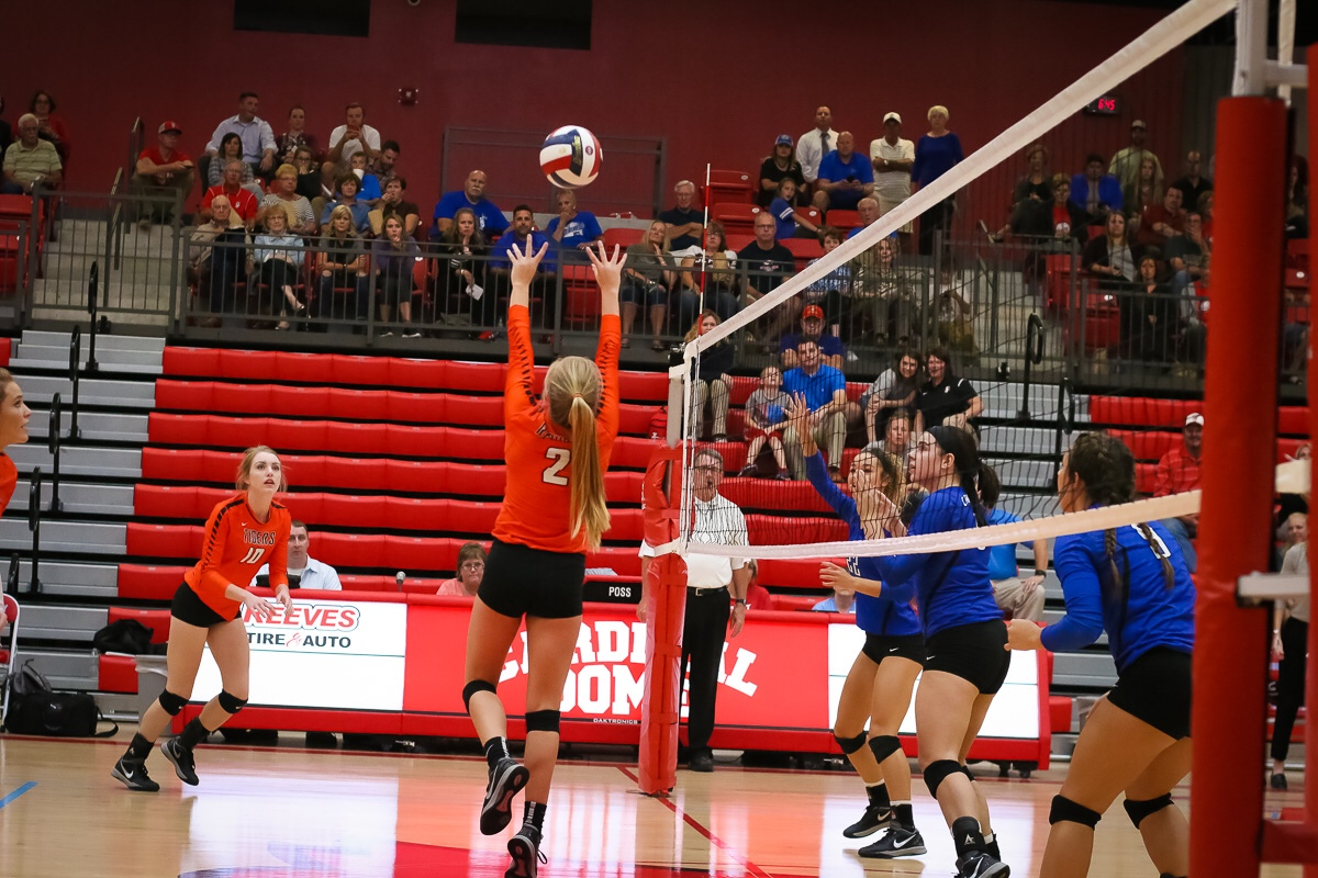"""""""They Fought:"""" Lady Tigers Fall In Semifinal Thriller"""