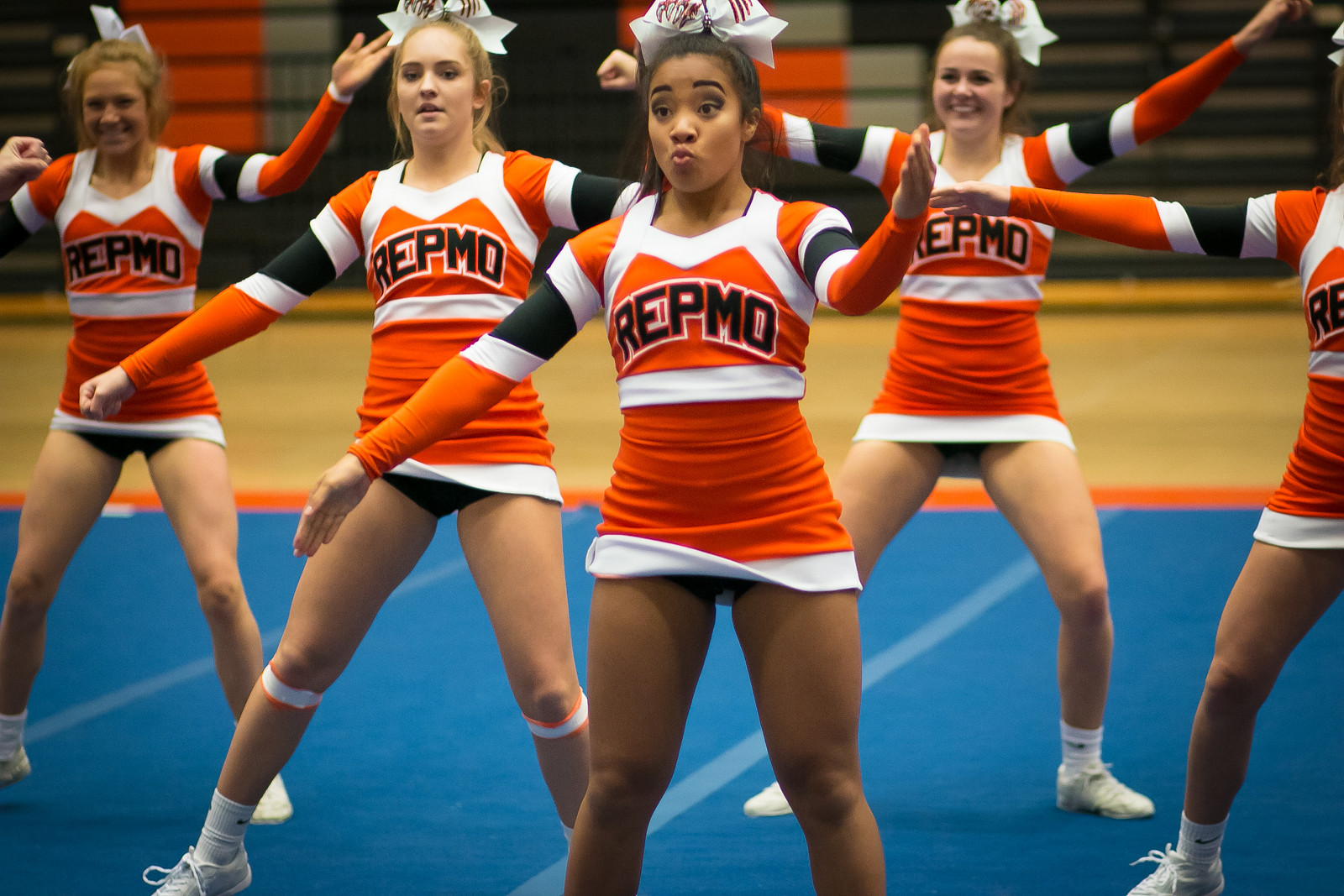 Photos: Cheer Showcase