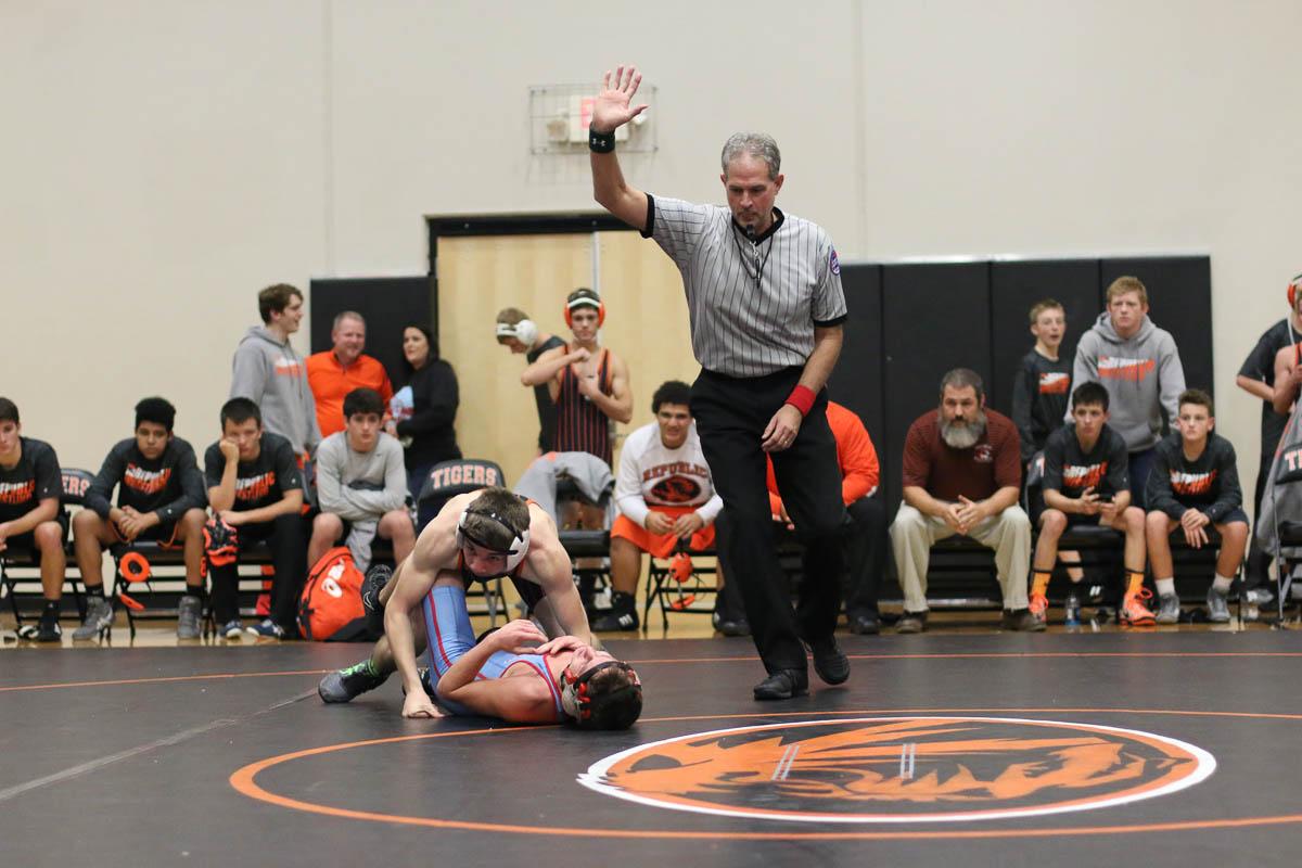 Photos: Wrestling Vs Webb City