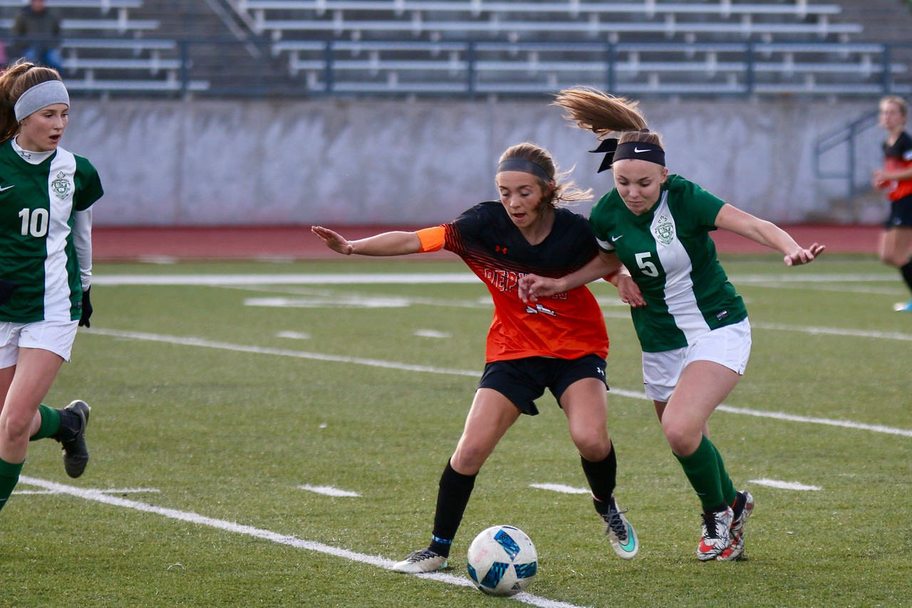 Photos: Girls Soccer Jamboree