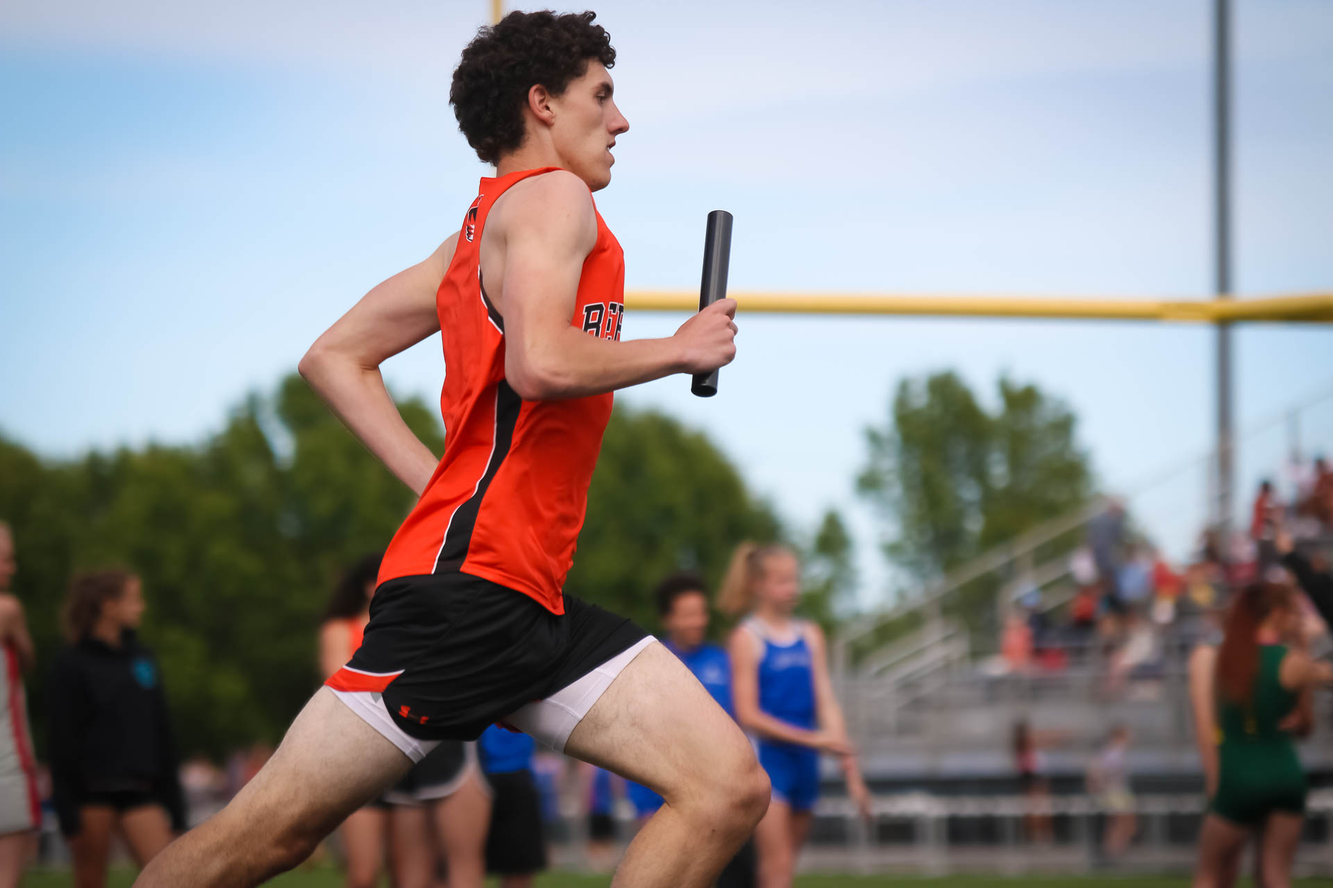 Four Repmo Athletes Win Solo Titles At Republic Relays