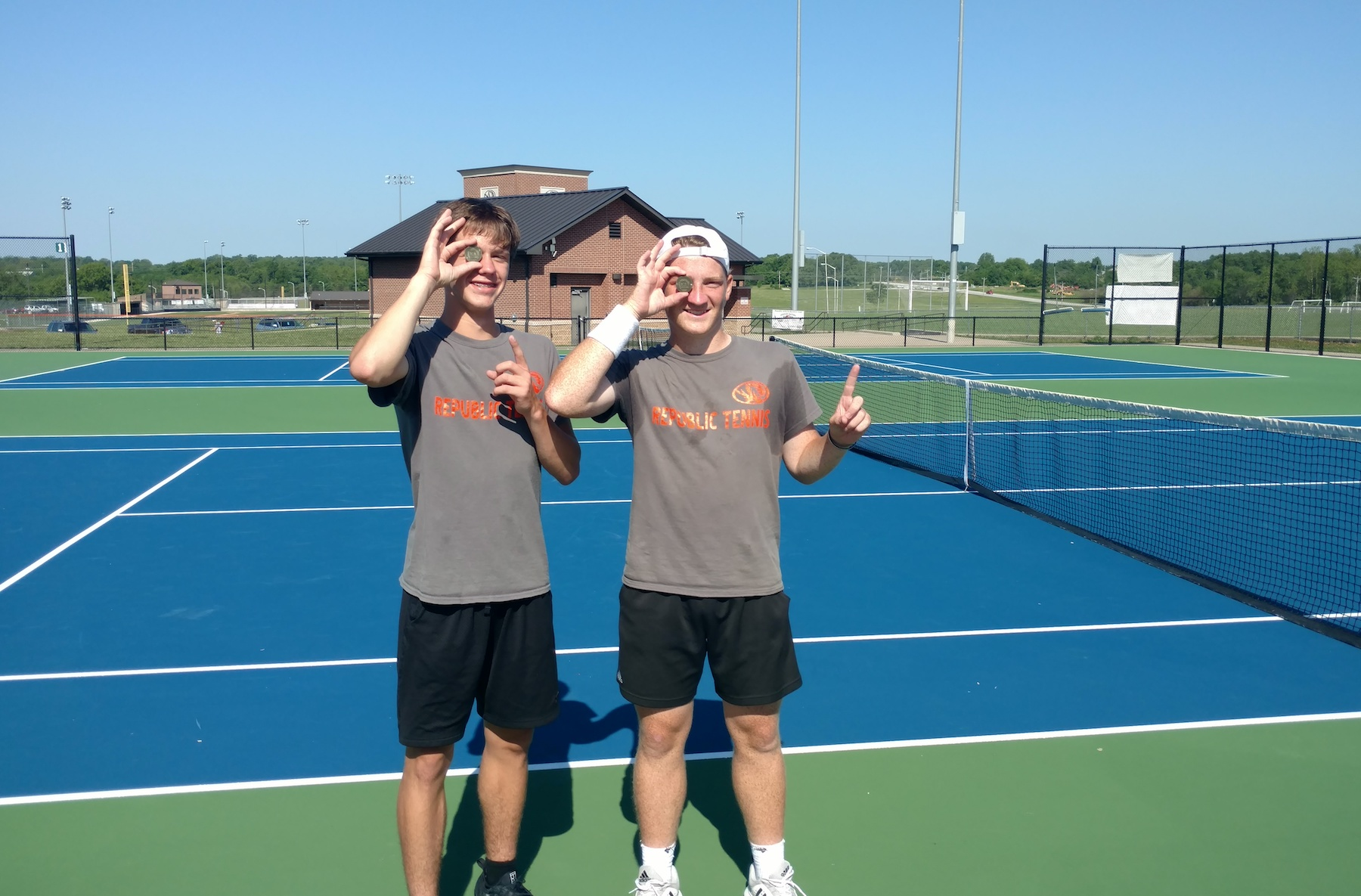 District Double: Birlew & Creek Take Another Title