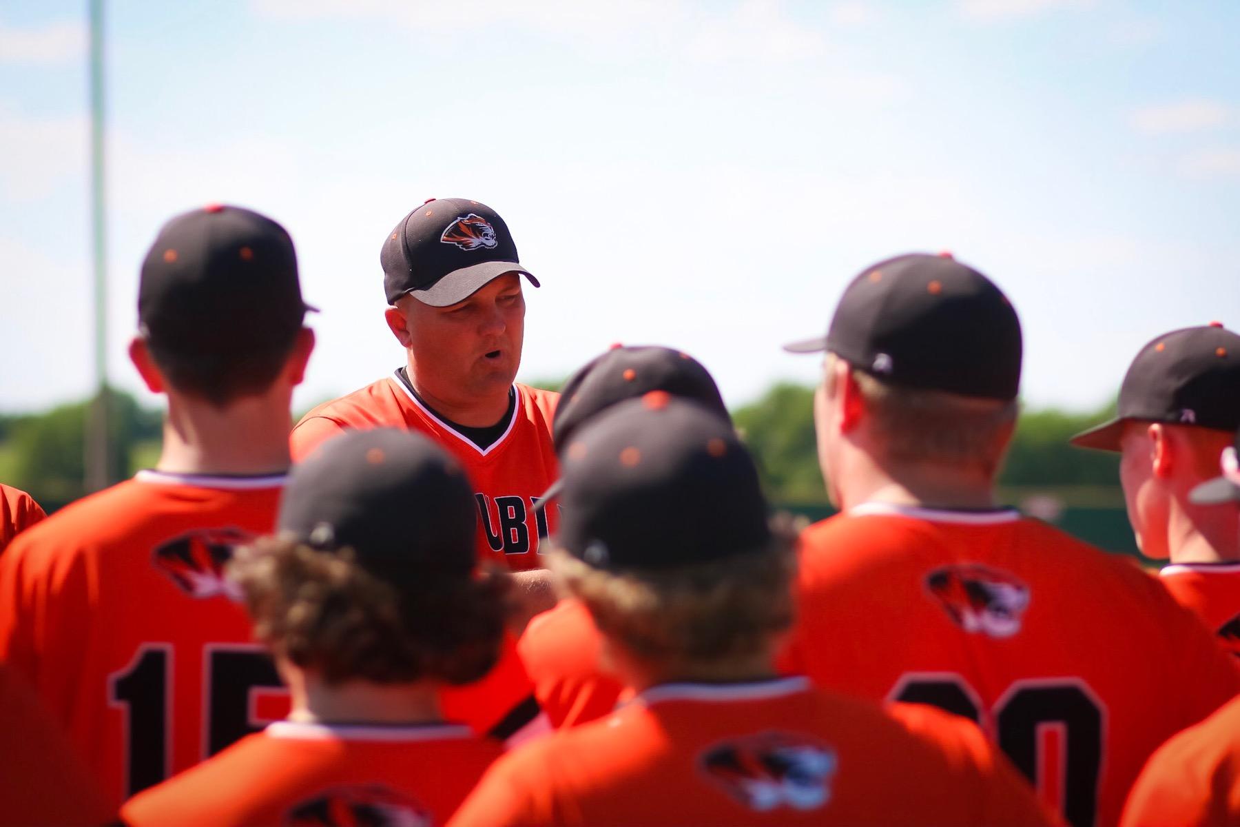 Plotner Takes Over Tiger Baseball Program