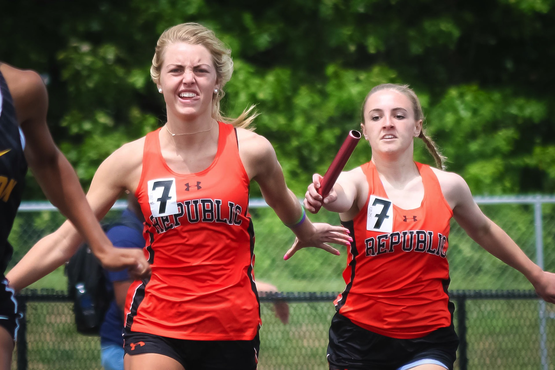 Photos: Track Sectionals