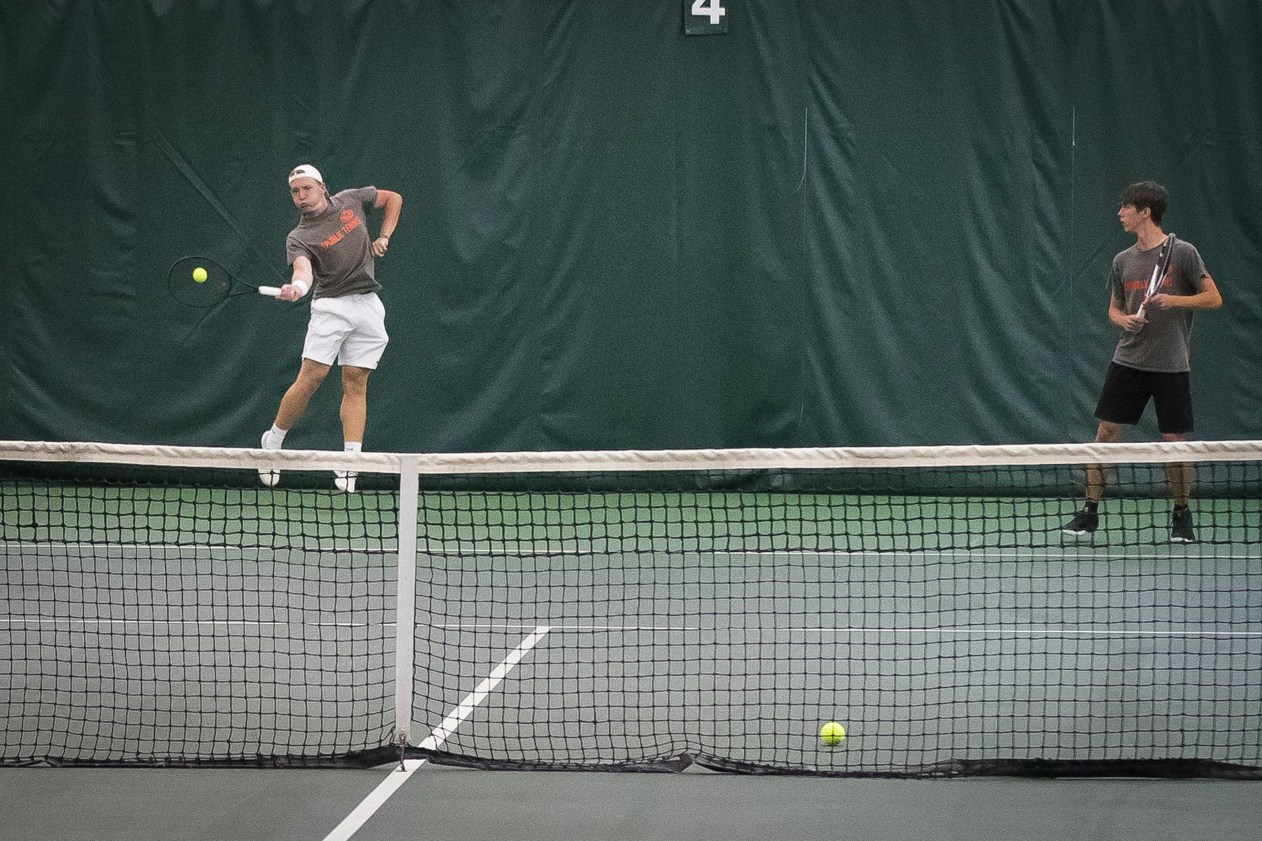 Record-Breaking Tennis Season Ends At State