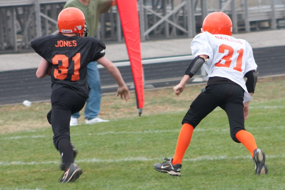Youth Football Camps Set For July 10-13