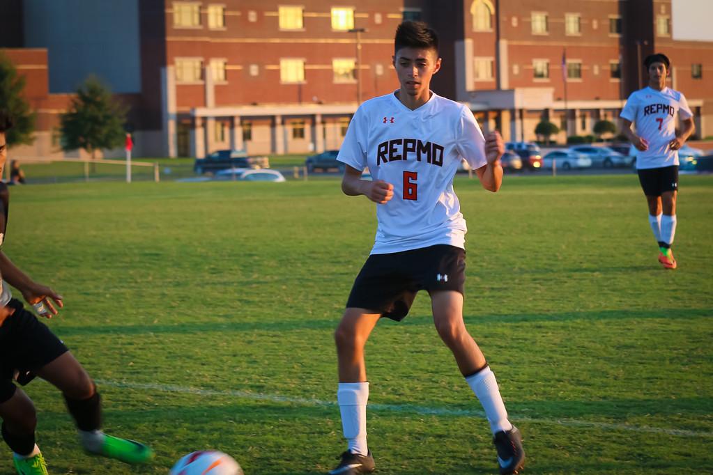 Photos: Varsity Soccer vs Neosho