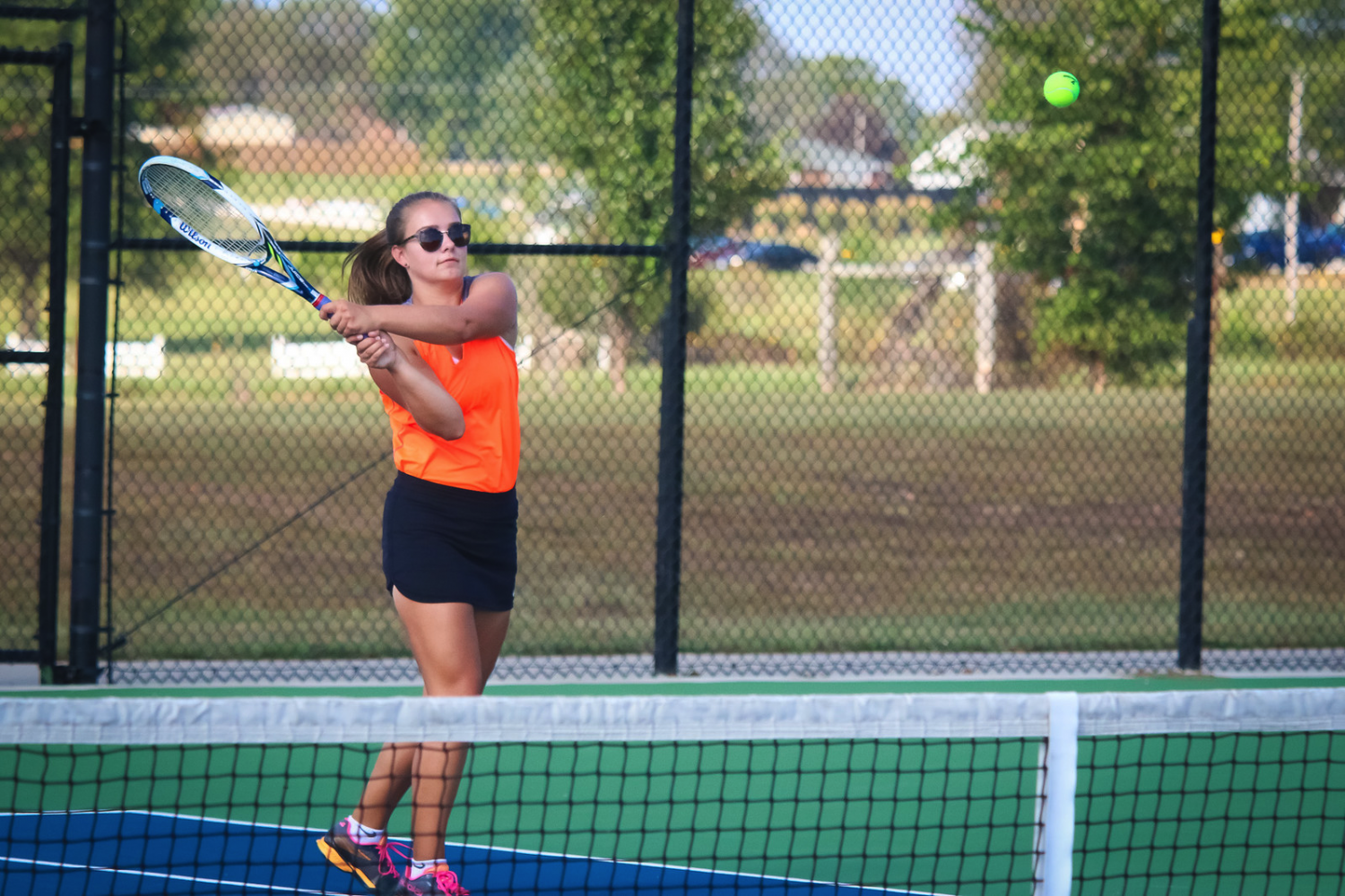 Photos:  Tennis Vs Parkview