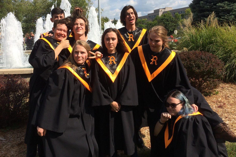 Off The Field: MSU Invitational Honors Choir