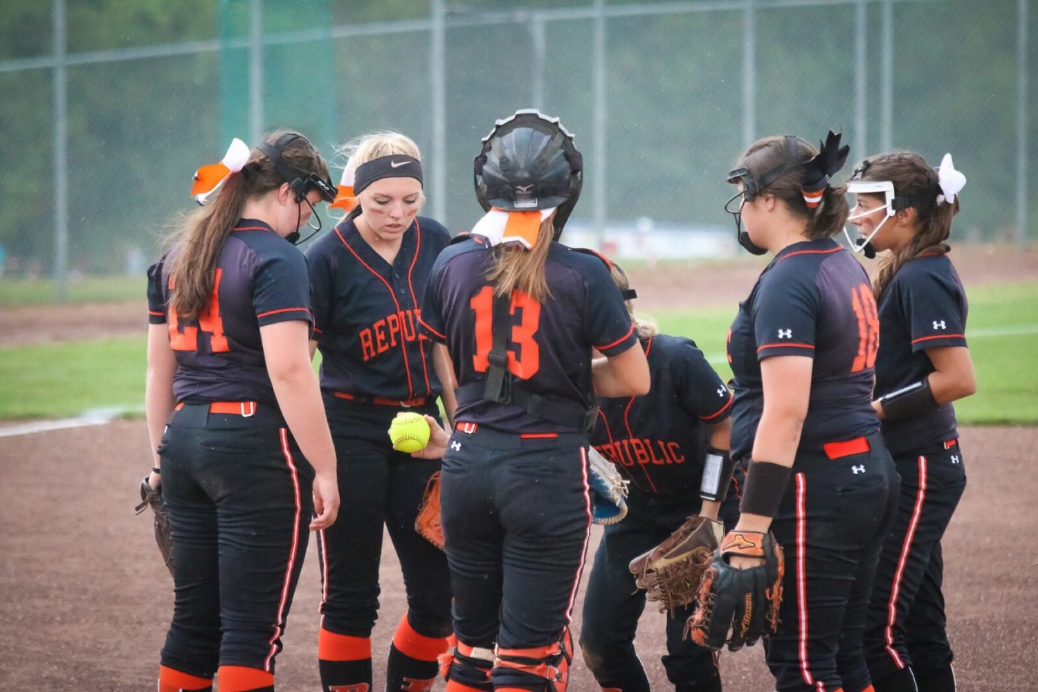 District Disappointment: Lady Tigers Season Ends In Semifinals