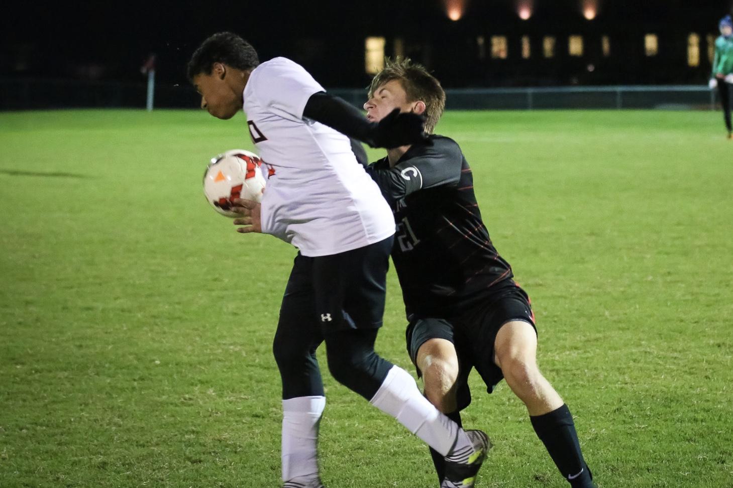 Photos: Varsity Soccer Vs Ozark
