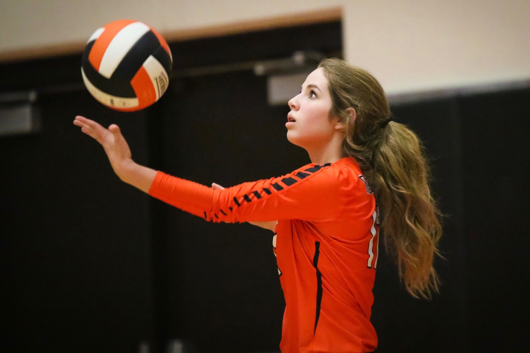 Photos: JV/Freshman Volleyball Vs Willard