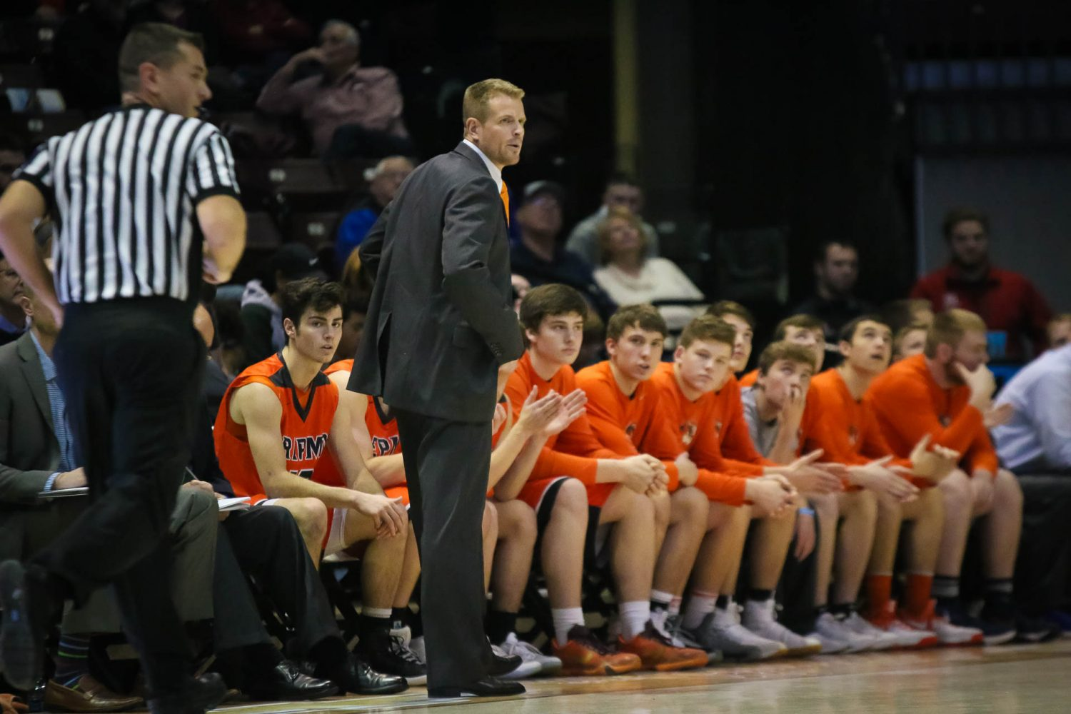 Fisher Stepping Up To Activities Director Role