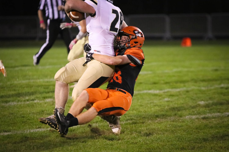 Photos:  Varsity Football vs Neosho (Districts