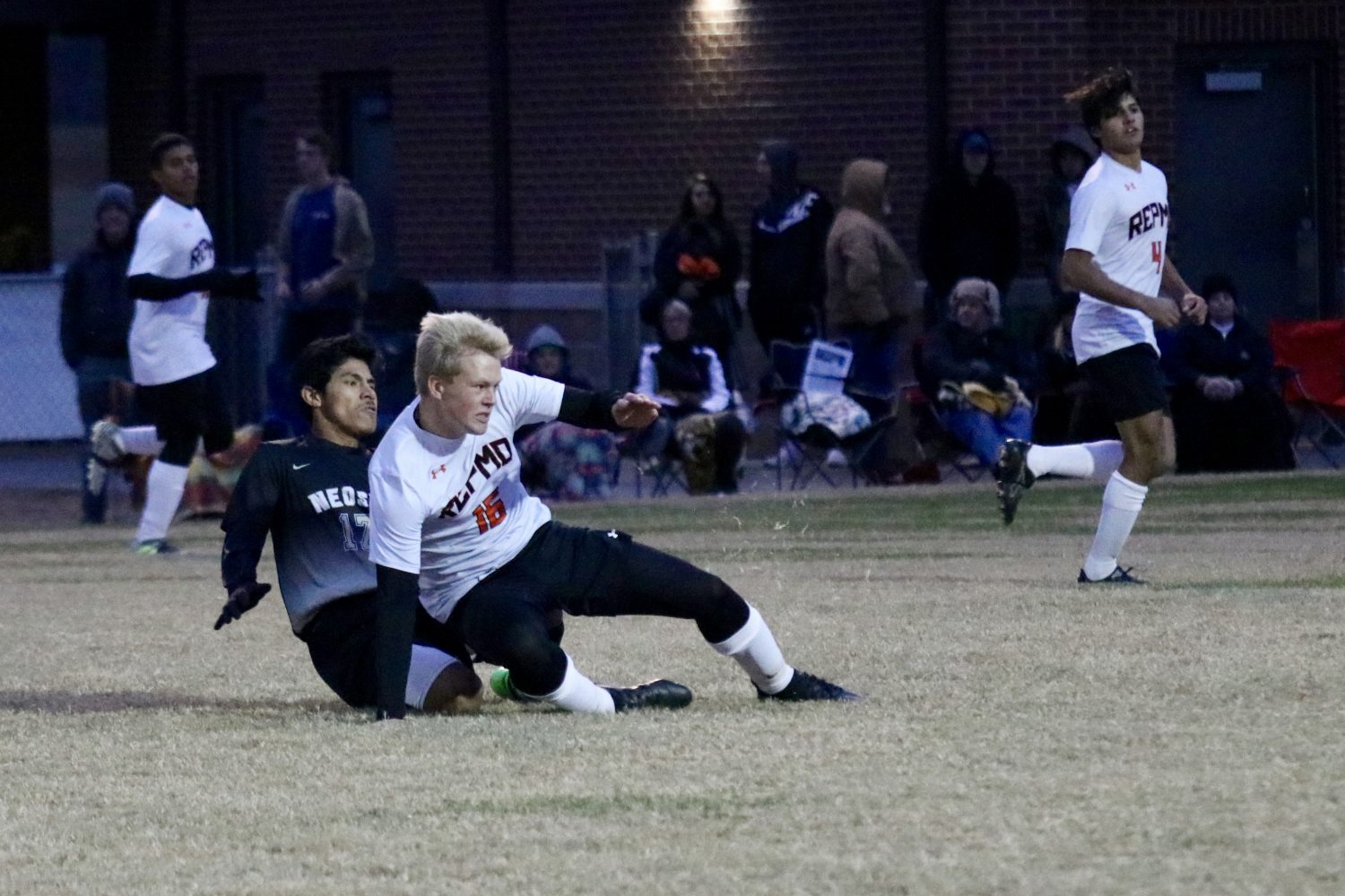 Photos: Soccer State Sectionals