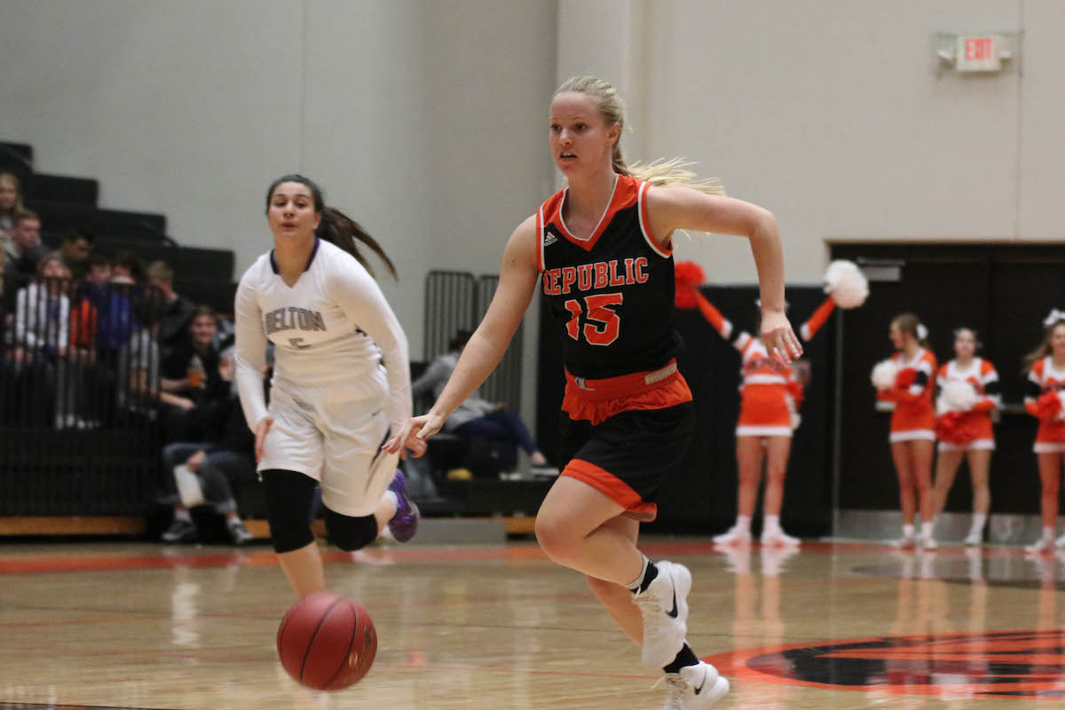 Walcher Sparks Lady Tigers in First Win