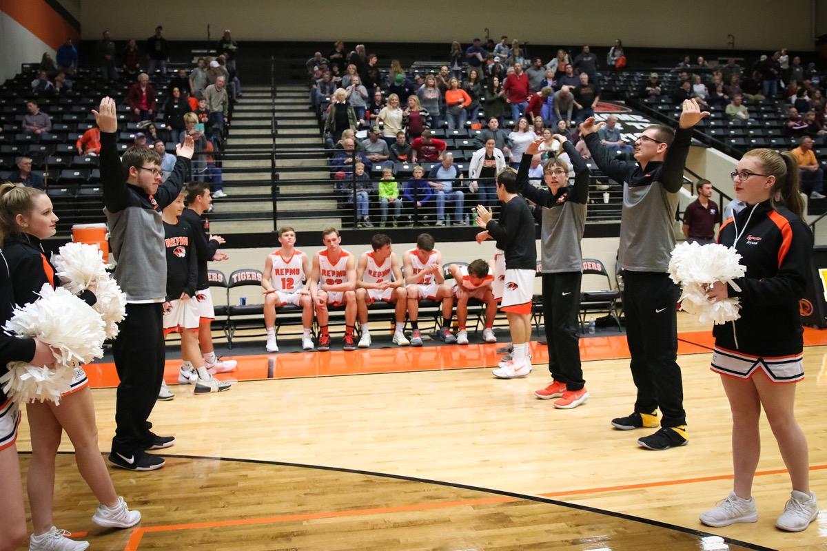 Photos: Varsity Boys Basketball Vs Rogersville