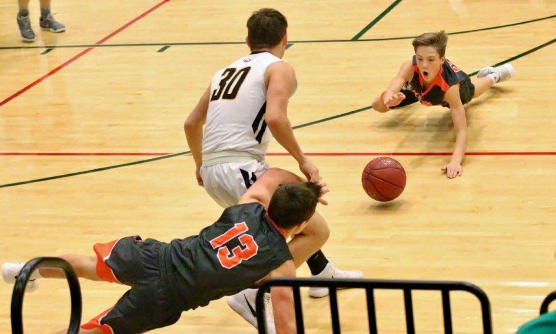 Game Replay: Boys Basketball Vs Sullivan